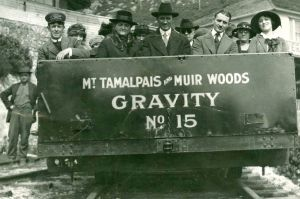 Gravity Car • Mt. Tamalpais & Muir Woods Railway