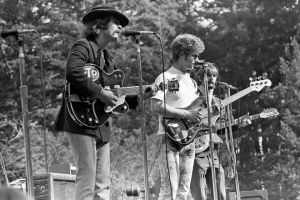 The Byrds @ Fantasy Fair & Magic Mountain Music Festival 1967 • Mountain Theater, Mount Tamalpais